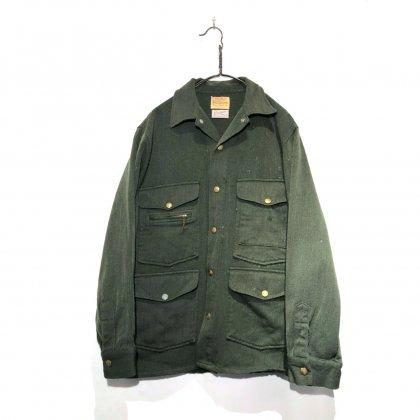 古着 通販 ヴィンテージ ギャバジンジャケット【Skyline】【1950s】Vintage Wool Gabardine Jacket