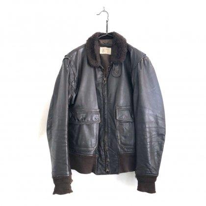 古着 通販 ヴィンテージ G-1 フライトジャケット【1980s】【U.S.Military】Vintage G-1 Flight Jacket