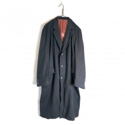 古着 通販 ヴィンテージ ウォッシュド リメイク チェスターフィールド ウールコート【1950's】Vintage Washed Chesterfield Coat