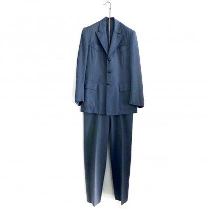 古着 通販 ヴィンテージ ウエスタン スーツ セットアップ【The STOCKMAN'S STORE】【1950's】Vintage Western Suit
