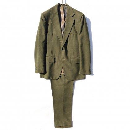 古着 通販 タウンクラフト【TOWNCRAFT】ヴィンテージ スーツ セットアップ【1970's】Vintage Suits