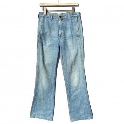 古着 通販 リーバイス【Levi's】ヴィンテージ ブーツカット デニムパンツ【1970's】Vintage Denim Pants