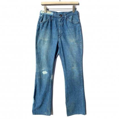 古着 通販 マーベリック【MAVERRICK】ヴィンテージ ブーツカット デニムパンツ【1970's】Vintage Denim Pants