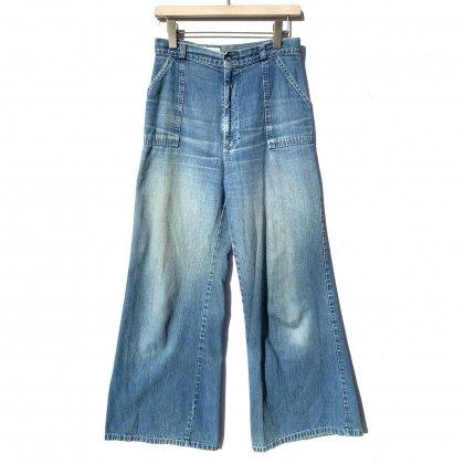 古着 通販 ヴィンテージ デニム バギーパンツ【1980's】【dilorenzo】Vintage Denim Buggy Pants