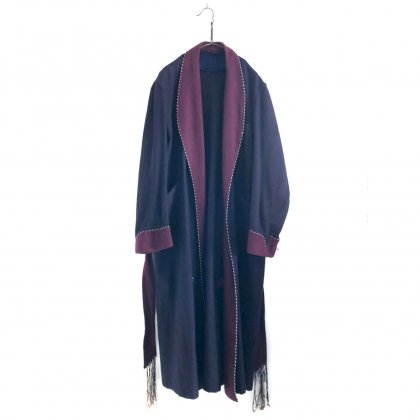 古着 通販 ヴィンテージ ウール ガウン【1940's】Vintage Wool Robe