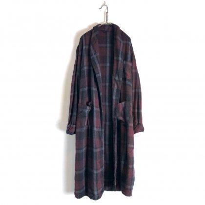 古着 通販 ヴィンテージ ウールガウン【1970's】Vintage Piece Dyed Vintage Wool Robe