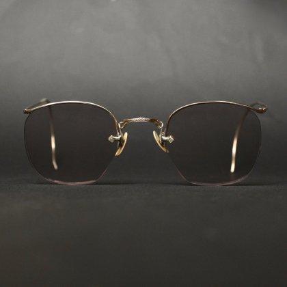 古着 通販 アメリカンオプティカル ヴィンテージ メガネ【American Optical】【NU-MONT/ FUL VUE】【Late 1930's-】オクタゴンスタイル