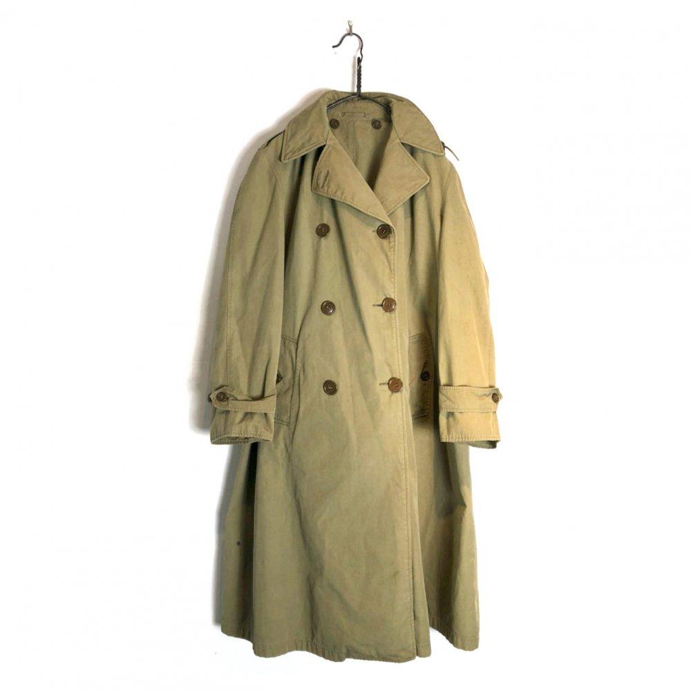 古着 通販 ヴィンテージ ミリタリー トレンチコート【1950's】【U.S.Army】Vintage Detachable Hood Trench Coat