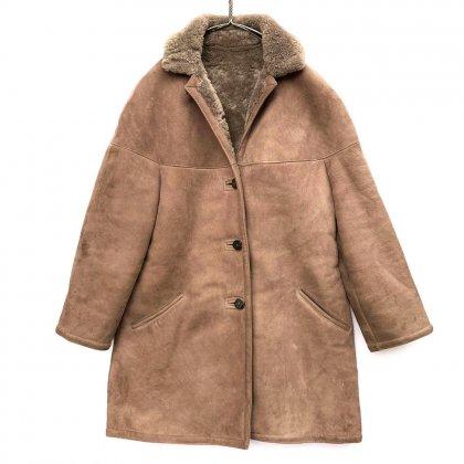 古着 通販 ヴィンテージ ムートン ジャケット【Sheepskin Shop Norm Thompson】Vintage Muton Jacket