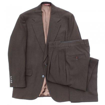 古着 通販 ヴィンテージ スーツ セットアップ【BOTANY】【1970's-】2B シングル ブレスト