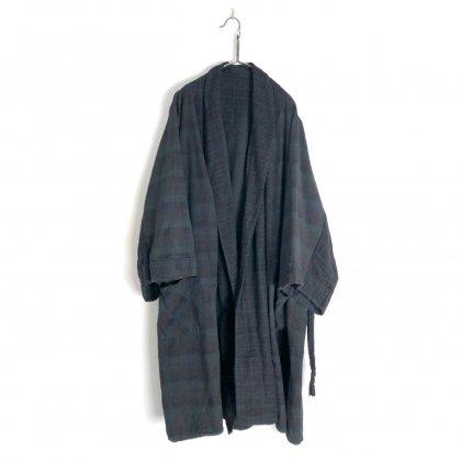 古着 通販 ピンプスティック【pimpstick】リメイク ガウン【1970's】Haori Silhouette Remake Flannel Robe