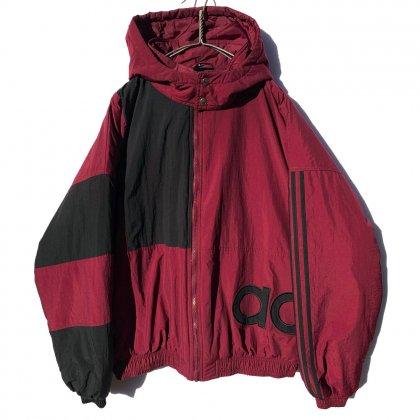 古着 通販 アディダス【adidas】ヴィンテージ ナイロンジャケット 中綿入り【1980's】Vintage Nylon Jacket