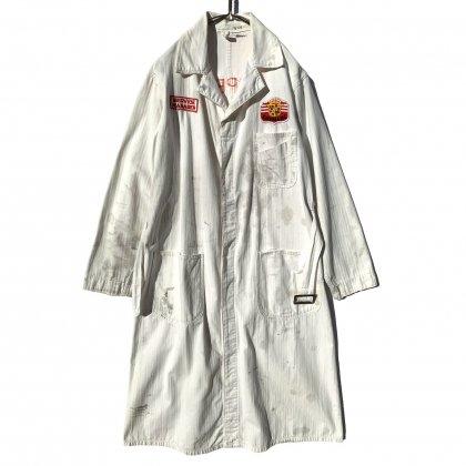 古着 通販 ヴィンテージ ワーク ショップコート【TOPPS】【1950s-】Vintage Shop Coat