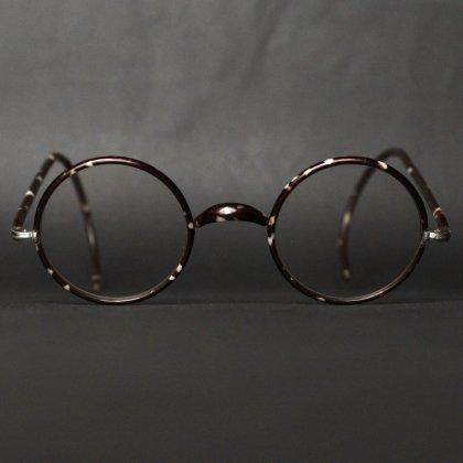 古着 通販 ブリティッシュ ヴィンテージ アンティーク メガネ【1920's-】【MADE IN ENGLAND】Windsor   スタイル D.BR Tortoise