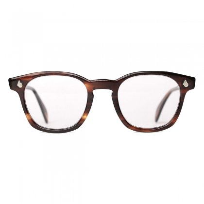 古着 通販 アメリカンオプティカル ヴィンテージ メガネ【American Optical】【1960's-】セーフティ Amber 48-22