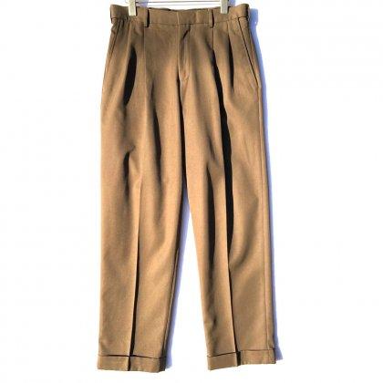 古着 通販 ヴィンテージ  2タック スラックス パンツ【1990's】【haggar】Vintage 2-Tuck Slacks Pants