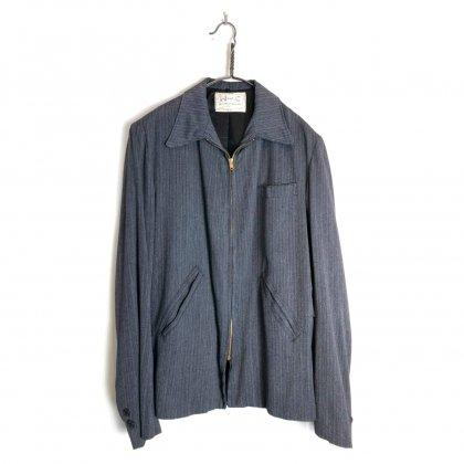 古着 通販 ヴィンテージ ギャバジン ウエスタンジャケット【H BAR C】【1950's】Vintage Gabardine Western Jacket