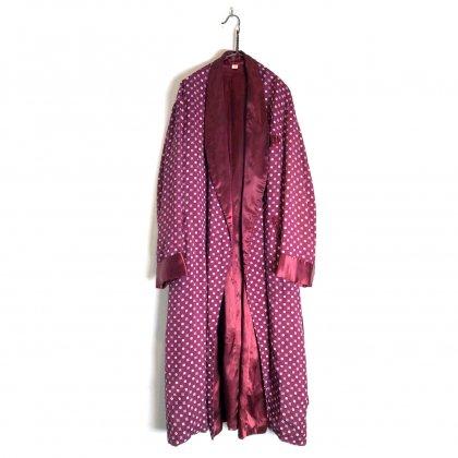 古着 通販 ヴィンテージ レーヨン ガウン【1950s】Vintage Rayon Satin Robe