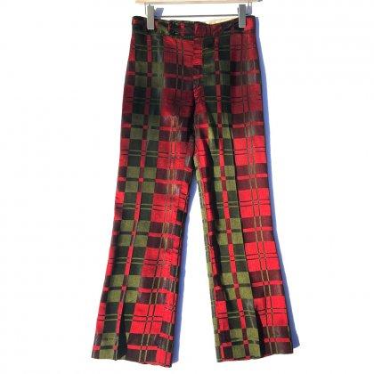 古着 通販 ヴィンテージ フレア パンツ【1970's】Vintage Flare  Silhouette Pants