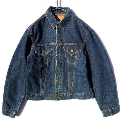 古着 通販 リーバイス【LEVI'S 70505-0317 BIG E】ブランケット付き【Late 1960's~】Vintage Denim Blanket Jacket