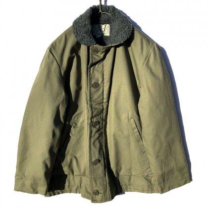 古着 通販 ヴィンテージ N-1 デッキジャケット【1960's】Vintage Deck Jacket