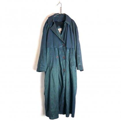 古着 通販 ヴィンテージ トレンチコート【1980's】Vintage Iridescent Trench Coat