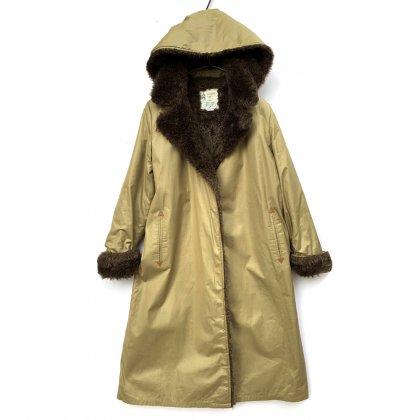 古着 通販 ヴィンテージ ファーライニング コート【LONDON FOG】【1980's-】Vintage Coat