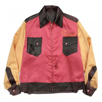 古着 通販 ヴィンテージ クラブ ジャケット【EL KATIF SHREINERS】【1960s-】マソニック ジャケット