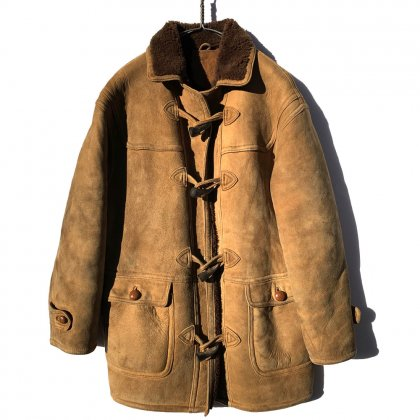 古着 通販 ヴィンテージ シープスキン ムートンコート【1980's】Vintage Sheepskin Coat