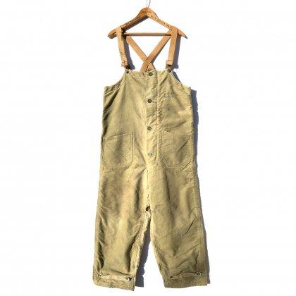 古着 通販 N-1 デッキパンツ【U.S. NAVY】ミリタリー オーバーオール【1940's~】Vintage Deck Pants