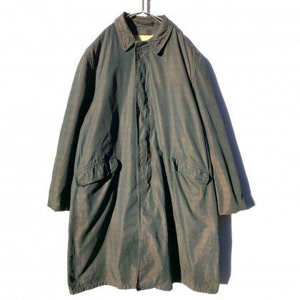 古着 通販 ヴィンテージ 玉虫 ステンカラーコート【1960's】Vintage Stand Fall Collar Coat