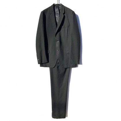 古着 通販 ヴィンテージ ブラックスーツ セットアップ【1960's】【Damschroder's】Vintage Suits