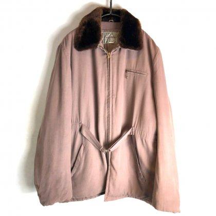 古着 通販 ヴィンテージ レーヨン ギャバジン ウィンタージャケット【1950's】【WIND WARD】Vintage Rayon Gabardine Winter Jacket
