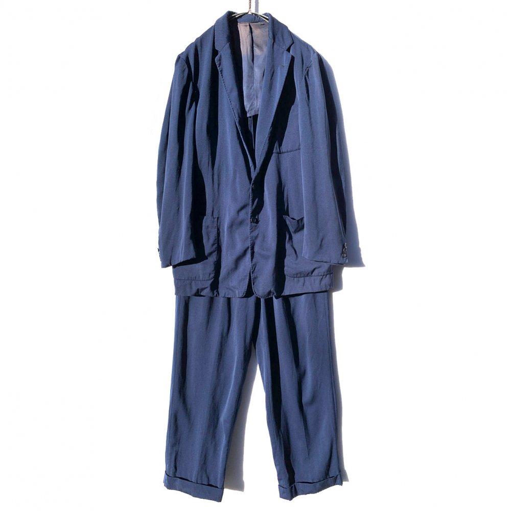 古着 通販 ヴィンテージ ギャバジン ウォッシュド リメイク スーツ セットアップ【1950's】【Botany 500 Tailored by Danoff】Vintage Gabardine Suits