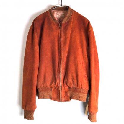 古着 通販 ヴィンテージ スエードジャケット【1960's】Vintage Suede Jacket