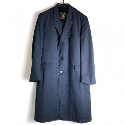 古着 通販 ヴィンテージ ギャバジン チェスターフィールドコート【1960's】【OAK】Vintage Wool Gabardine Chesterfield Coat