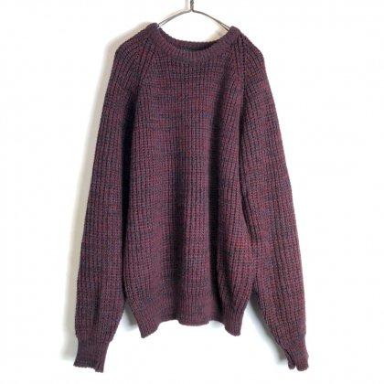 古着 通販 ヴィンテージ クルーネック ニット【1990's】【Knights of Round Table】Vintage Crewneck Sweater