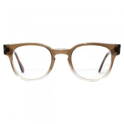 古着 通販 タート オプティカル ブライアン ヴィンテージ メガネ【Tart Optical】【Bryan】 【1960's-】スモーク ブラウン 46-24