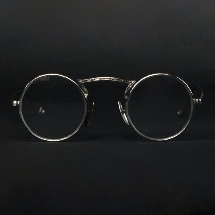 古着 通販 アメリカンオプティカル ヴィンテージ メガネ【American Optical】【Canterbury】【1920's~】12KGF(WH) 10K PADS