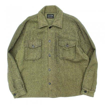 古着 通販 ヴィンテージ ウール CPO シャツ【PIONEER Sportswear】【1960's-】 Made in Canada