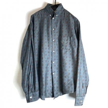 古着 通販 ヴィンテージ ボタンダウン コットンシャツ【1960's】【Crown Point】Vintage Cotton B/D Shirt