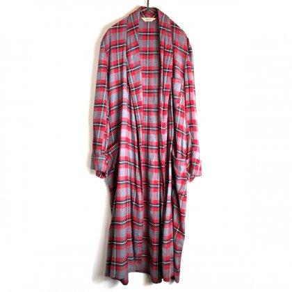 古着 通販 ピルグリム【PILGRIM】ヴィンテージ レーヨン ガウン【1960's】Vintage Rayon Robe