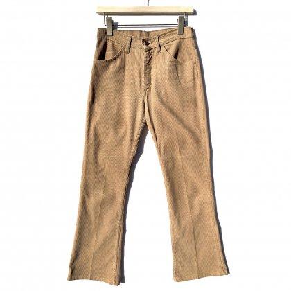 古着 通販 リーバイス 646【Levis 646】ベルボトム コーデュロイパンツ【1970's】Vintage BellBottom Corduroy Pants