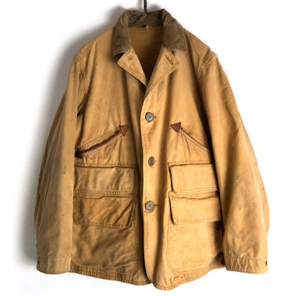 古着 通販 ヴィンテージ ハンティングジャケット【THE HETTRICK MFG. CO.】【1940's】Vintage Hunting Jacket