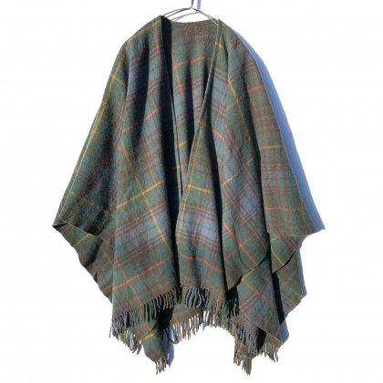 古着 通販 ジョンストンズ オブ エルガン【Johnstons Of Elgin】ラムウール 大判ショール【Made In Scotland】Vintage Lambs Wool Shawl