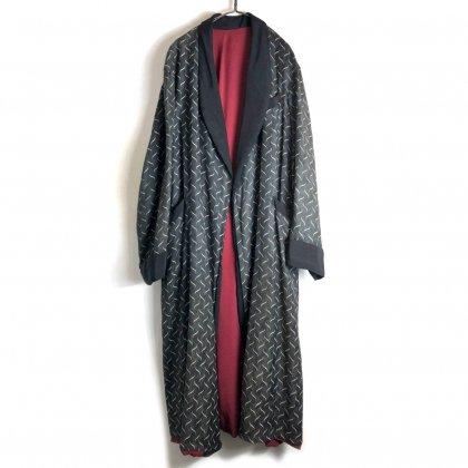 古着 通販 ヴィンテージ レーヨンサテン ガウン【1950's】Vintage Rayon Satin Vintage Robe