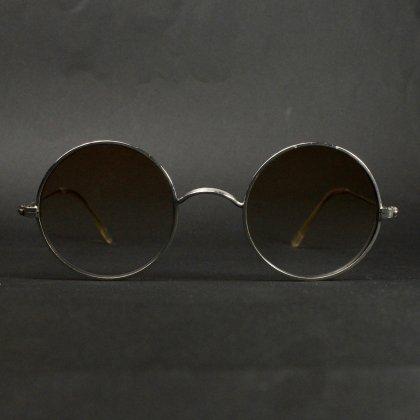 古着 通販 ヴィンテージ ゴーグル 丸眼鏡 一山【Unknown Brand】【1930's-】ラウンド メタル
