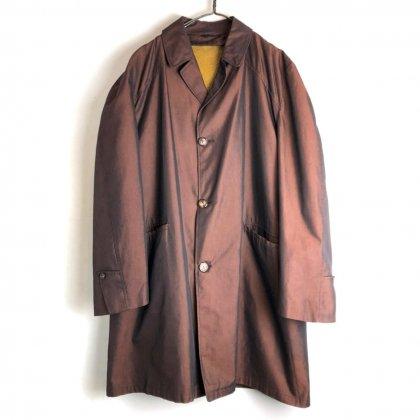 古着 通販 ヴィンテージ 玉虫 ハーフレングス コート【1960's】Vintage Half Length Iridescent Color Coat