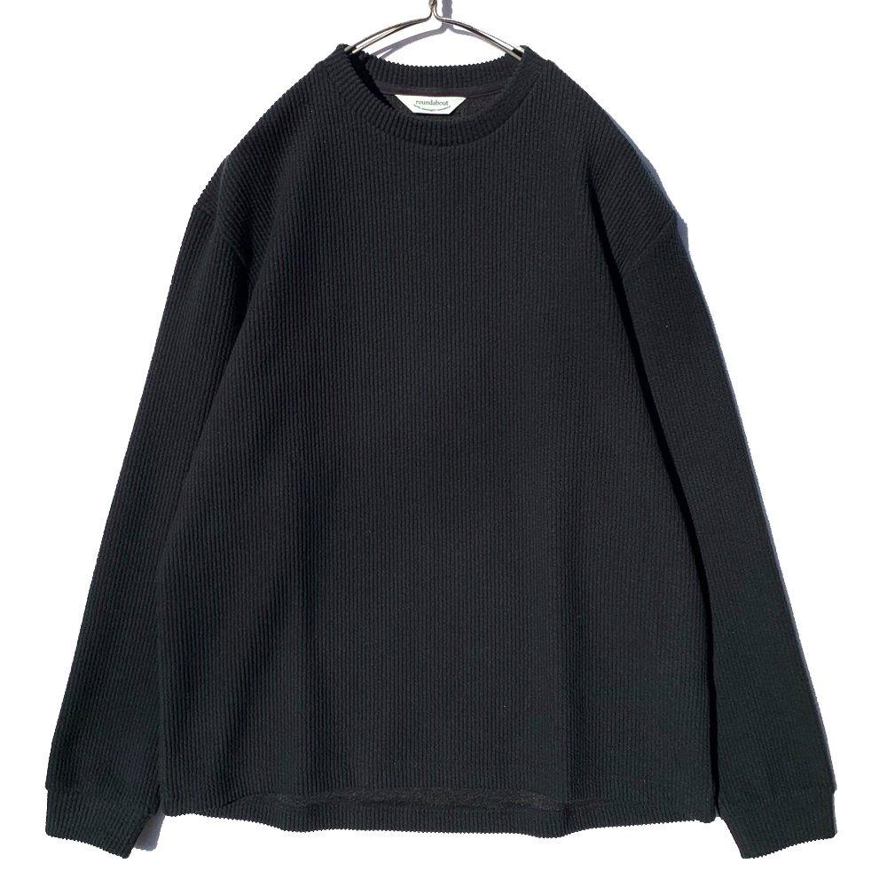 古着 通販 ラウンダバウト【roundabout】クルーネック Tシャツ