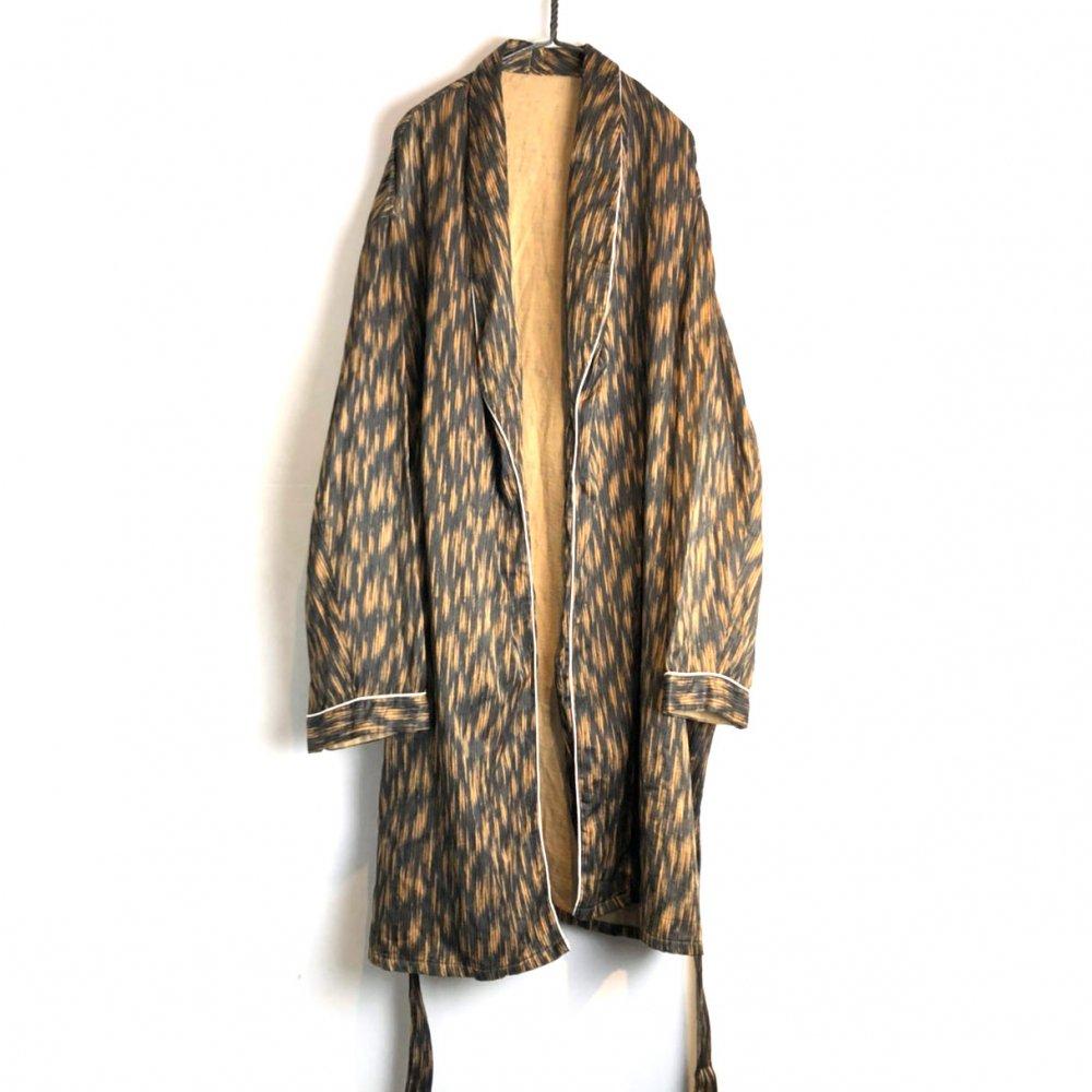 古着 通販 ユーロヴィンテージ レーヨンxコットン ガウン【1960's】EURO Vintage  Rayon Satin Robe